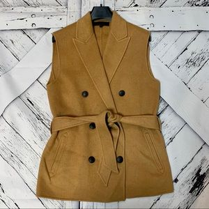 Rag & Bone Camel Vest